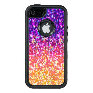 iPhone 5/5s/SE Case Glitter Graphic