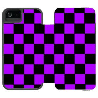 iPhone 5/5s Wallet Case, Blank Inner Case Incipio Watson™ iPhone 5 Wallet Case