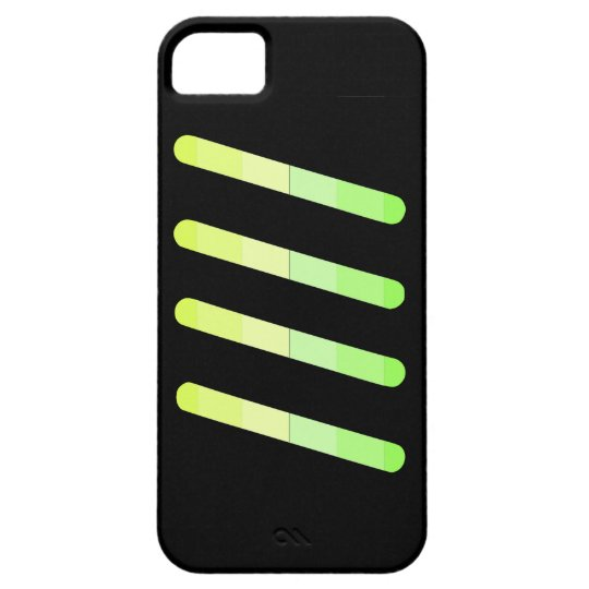 Iphone 5/5s Yellow-Green Case