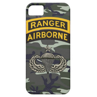 IPHONE 5 AIRBORNE RANGER CELL PHONE CASE