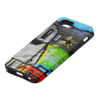 iPhone 5 Android Graffiti Mobile Music Case