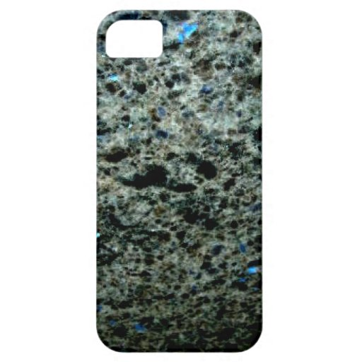 iPhone 5 Barely There Case Blue Nuggets Stone iPhone 5 Covers
