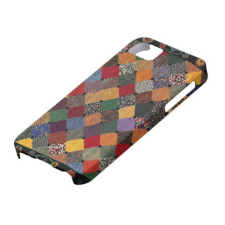 iPhone 5 Barely There Case - Courthouse Quilt