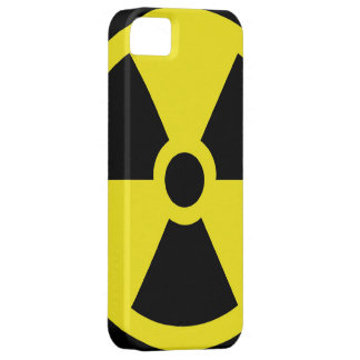 iPhone 5 Barely There Case, Nuclear Symbol Barely There iPhone 5 Case