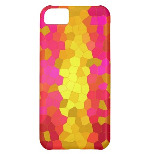 iPhone 5 Barely There Case Pink Gold Nuggets Cover For iPhone 5C