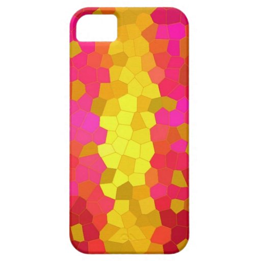 iPhone 5 Barely There Case Pink Gold Nuggets iPhone 5 Case
