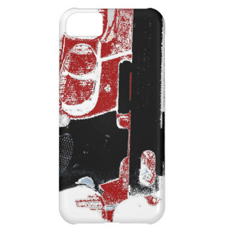 iPhone 5 Barely there Custom Gun case iPhone 5C Case