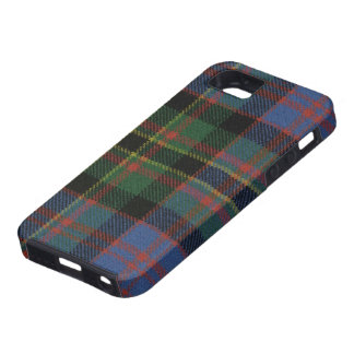 iPhone 5 Bowie Ancient Tartan Print Case iPhone 5 Covers