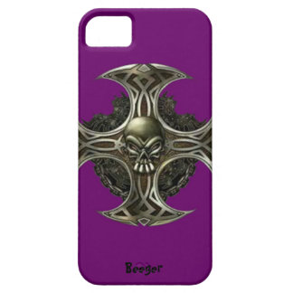 IPhone 5 bt - Metal blade iPhone 5 Cases