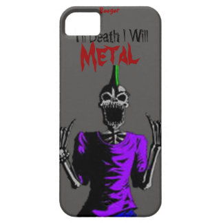 Iphone 5 bt - Til Death I Will Metal iPhone 5 Covers