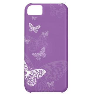 IPHONE 5 :: butterflies 7 iPhone 5C Case