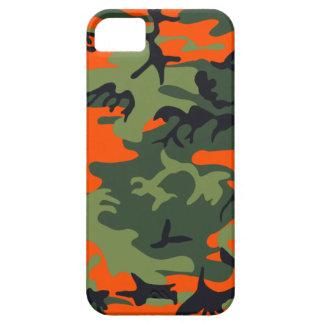 iPhone 5 Camo Orange iPhone 5 Cover