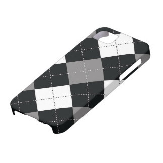 iPhone 5 Case - Argyle Squares - Film