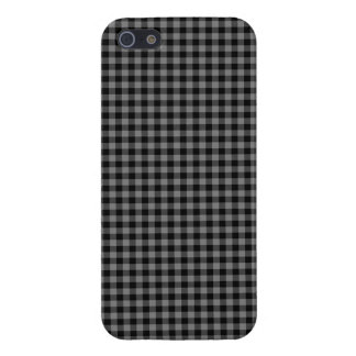 "iPhone 5 Case  ""Black&White"" Squared Var03a"