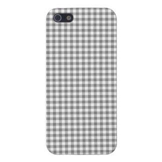 "iPhone 5 Case  ""Black&White"" Squared Var03b"