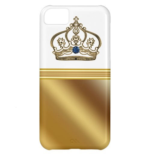 iPhone 5 Case Bling Crown