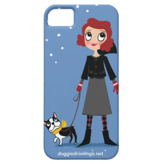 """iPhone 5 Case: Boogie Loves All-Mighty """"Baroness"""" Barely There iPhone 5 Case"""