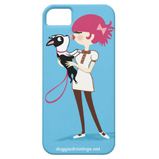 """iPhone 5 Case: Boogie Loves All-Mighty """"Boris"""" iPhone 5 Cover"""