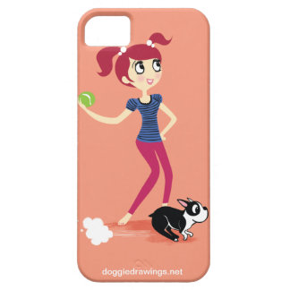 """iPhone 5 Case: Boogie Loves All-Mighty """"Skipper"""" iPhone 5 Covers"""