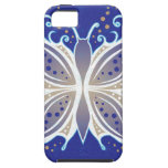 iPhone 5 Case Butterfly Abstract