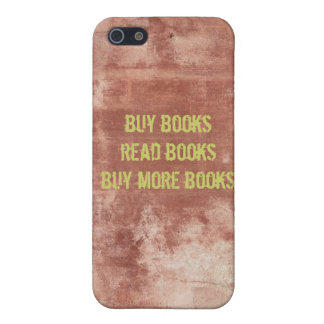 iPhone 5 Case - Buy Books