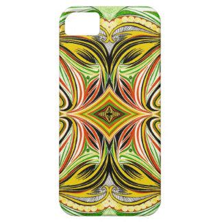 iphone 5 case Caribbean Flames
