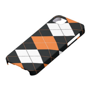iPhone 5 Case - Diamond Argyle - Harvest