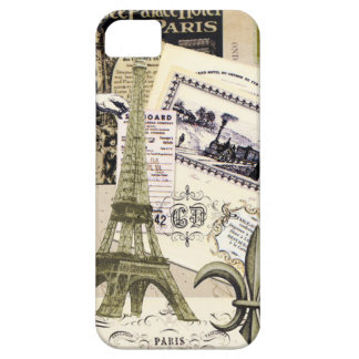 iPhone 5 case- Everything Paris Barely There iPhone 5 Case