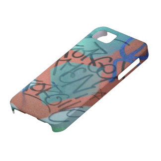 iPhone 5 case Forget Then Forgive Graffiti