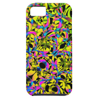 iPhone 5 Case Futuristic Abstract Art