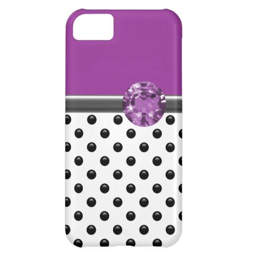 iPhone 5 Case Gemstone Bling