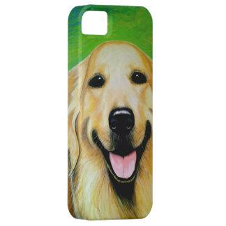 Iphone 5 case Golden Retriever