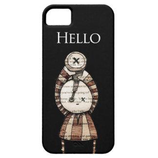 iPhone 5 Case 'Hello...'