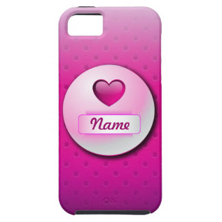 iPhone 5 Case icon heart love
