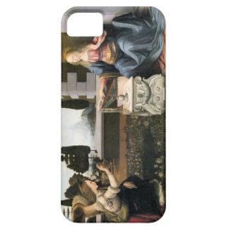 iPhone 5 case Leonardo da Vinci conception notific