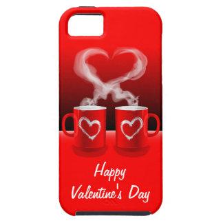 iPhone 5 Case Love Mugs