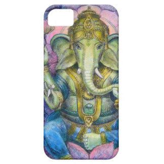 iPhone 5 case Lucky Ganesha elephant Buddha