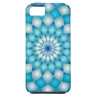 iPhone 5 Case mandala abstract lotus flower