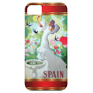 IPhone 5 Case-Mate Case Vintage Spain