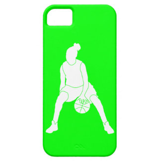 iPhone 5 Case-Mate Dribble Silhouette White/Green iPhone 5 Case