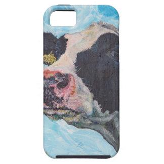 iPhone 5 Case-Mate Tough™ - 0556 Irish Fresian Cow