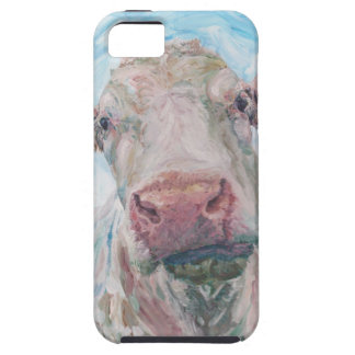 iPhone 5 Case-Mate Tough™ - Irish Charolais Cow
