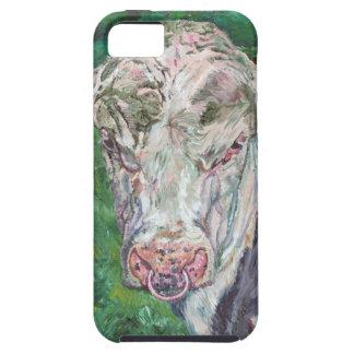 iPhone 5 Case-Mate Tough™ Irish Friesian Bull
