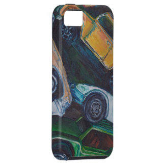iPhone 5 Case-Mate Tough™ - Toy cars