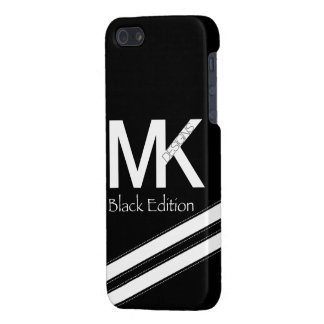 iPhone 5 Case - MK Black edition