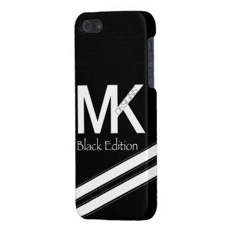 iPhone 5 Case - MK Black edition