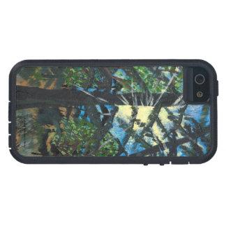 iPhone 5 case original art Oregon landscape