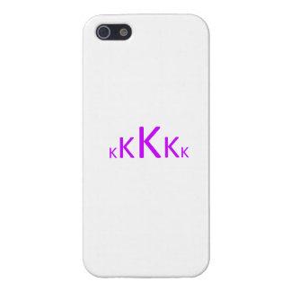 iPhone 5 Case Purple K