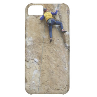 "iPhone 5 Case, Rock Climber, ""Barely There"" Model iPhone 5C Case"