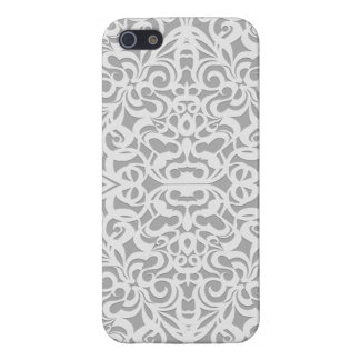 iPhone 5 Case Savvy Floral abstract background